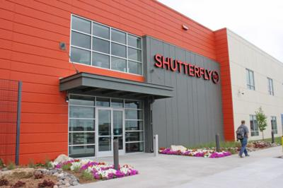 Shutterfly Front Entrance
