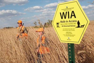 Walk-In Access