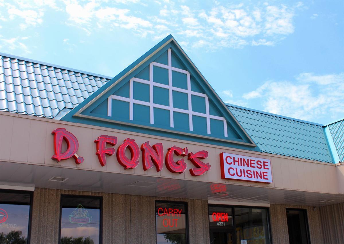 Fongs Savage Storefront