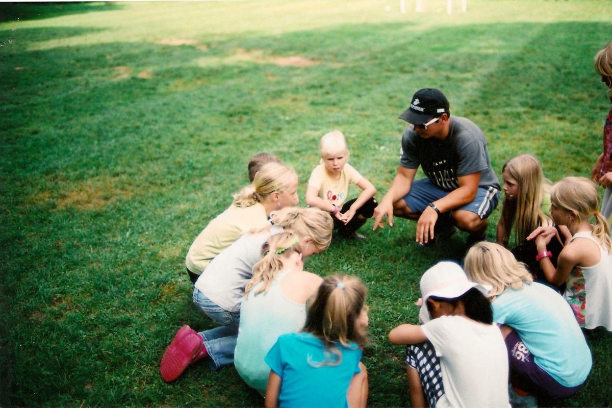 YMCA Day Camp Christmas Tree: Just kids being kids | Lake ...