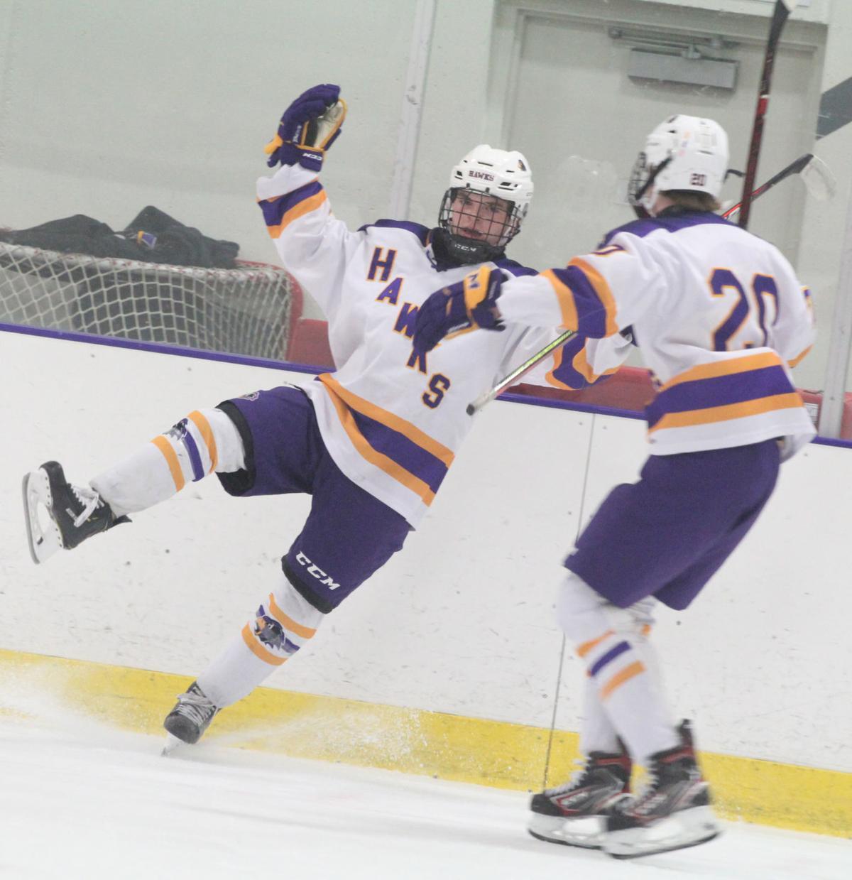 Chaska Hockey - McDonald