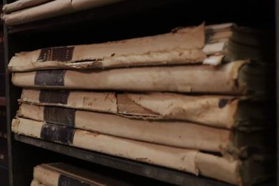 Jordan Independent archive books