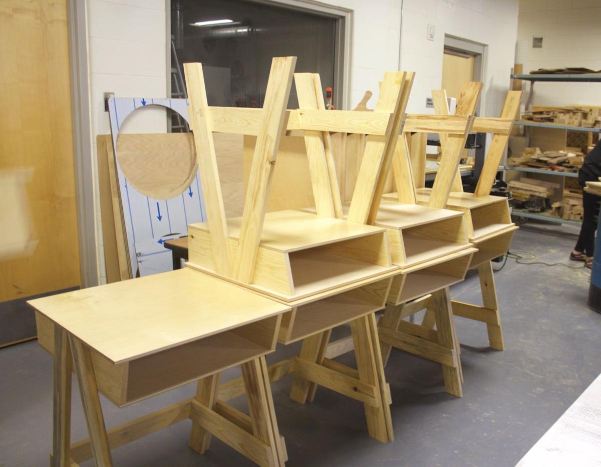 JHS Desks