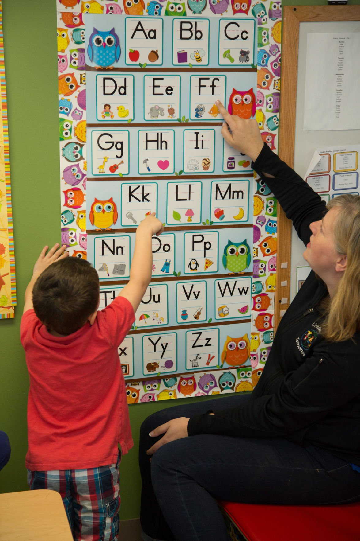 Children of Tomorrow Learning Centers - Classroom