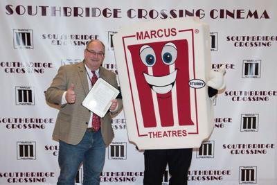 Marcus Theatre Day