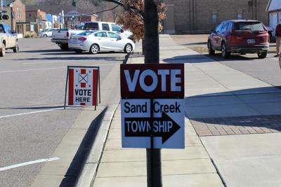 Township Voters at Jordan City Hall