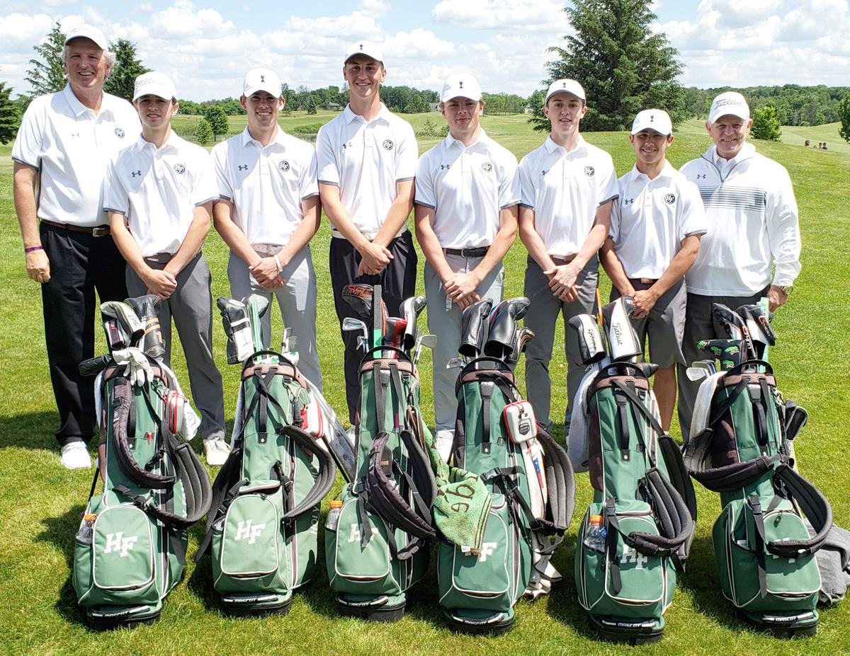 HFC Golf - State Champions