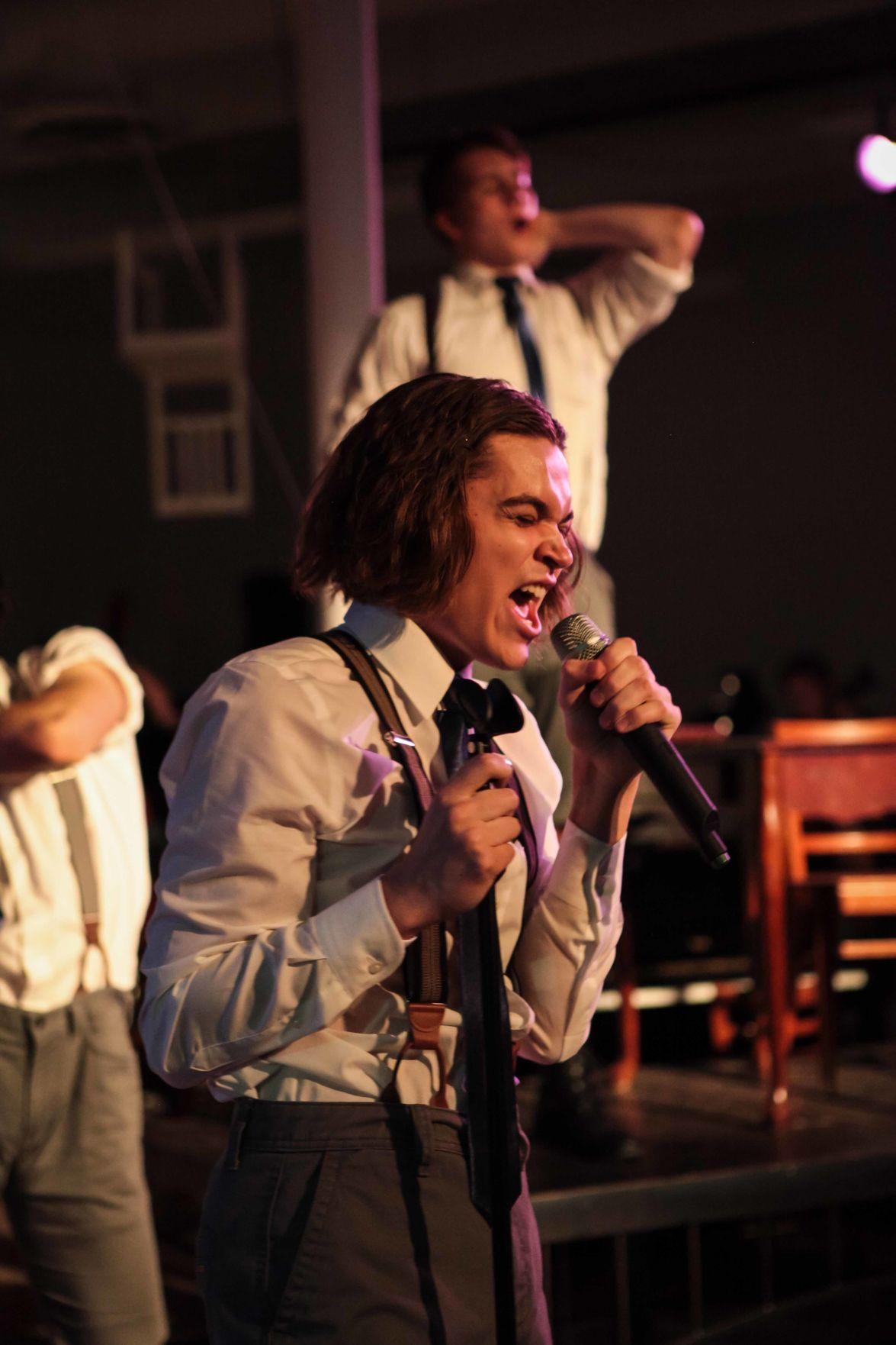 Performing Institute of Minnesota - Singer