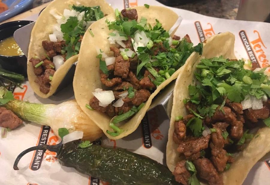Teresa's Mexican Restaurant - tacos