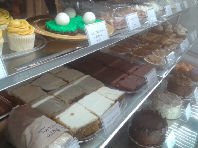 Paragon Bakery - baked goods