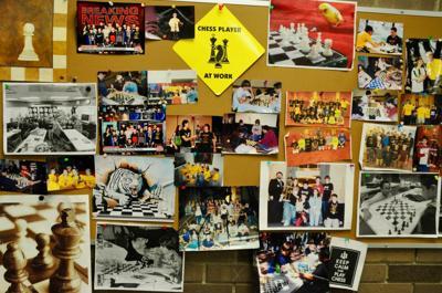 Chess room wall photos (copy)