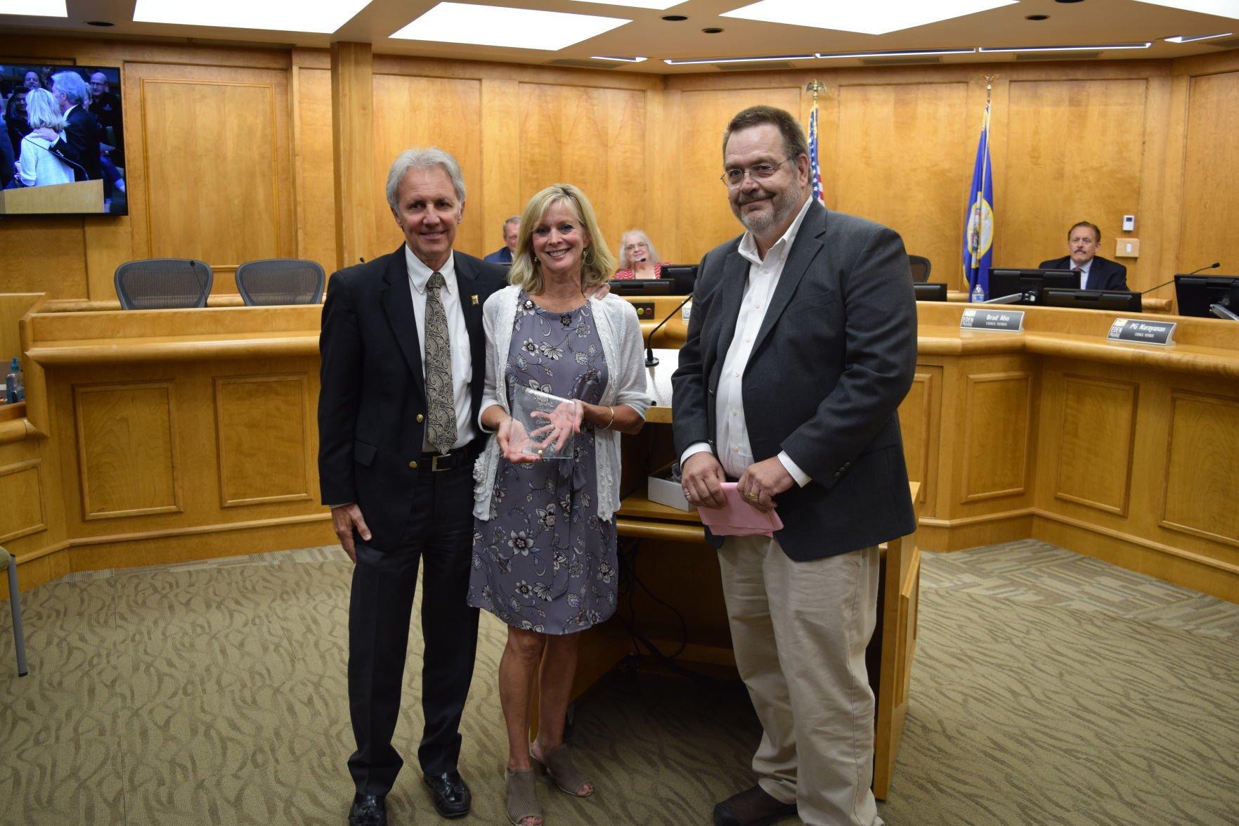 Kathie Case heritage award