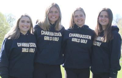 Chan Girls Golf