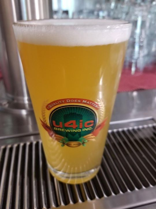 u4ic Brewing, Inc. - Beer
