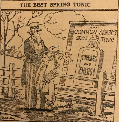 The Best Spring Tonic