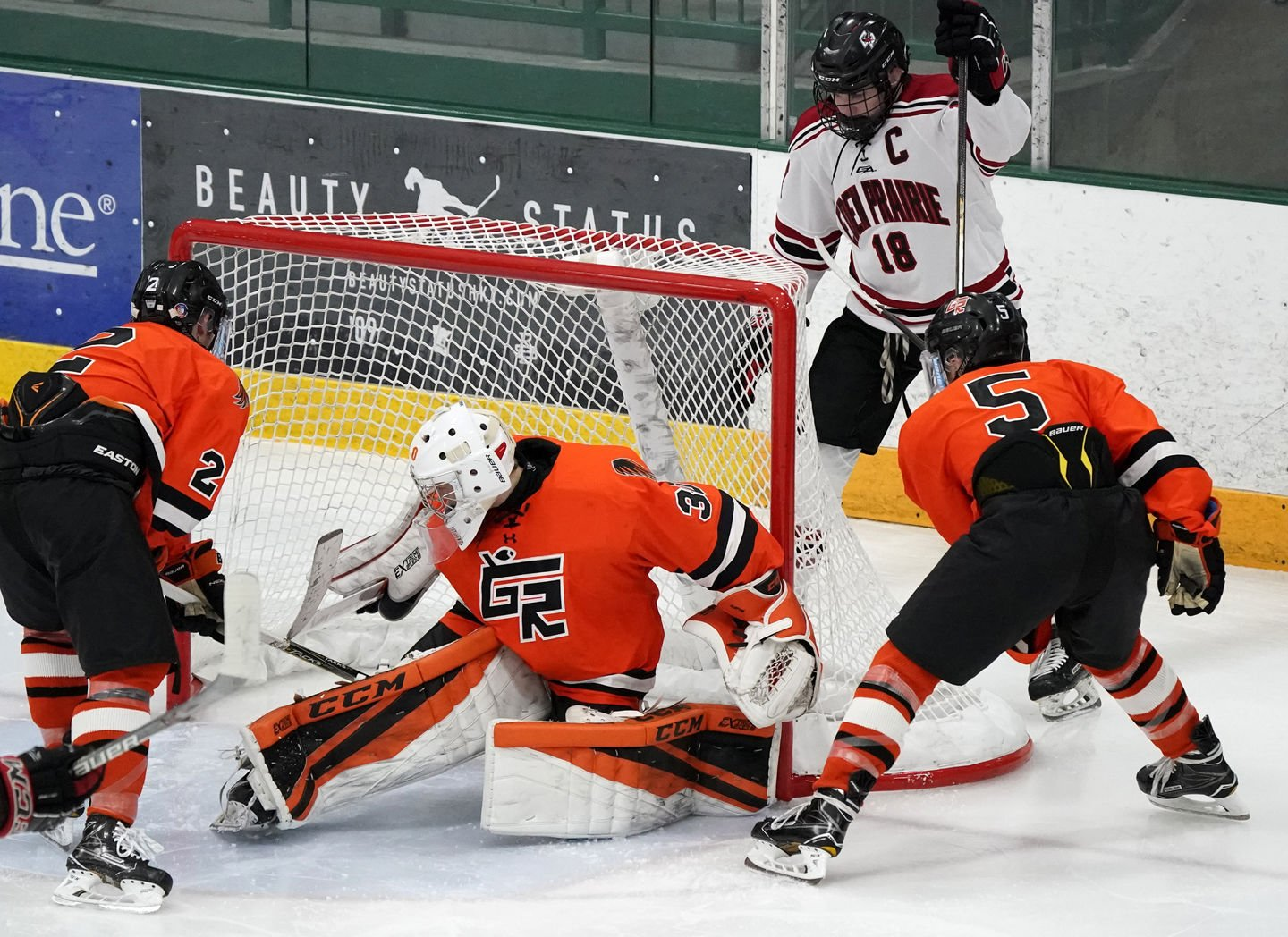 MN H.S.: Eden Prairie 11 Seconds Separates 2-1 Record From 1-2