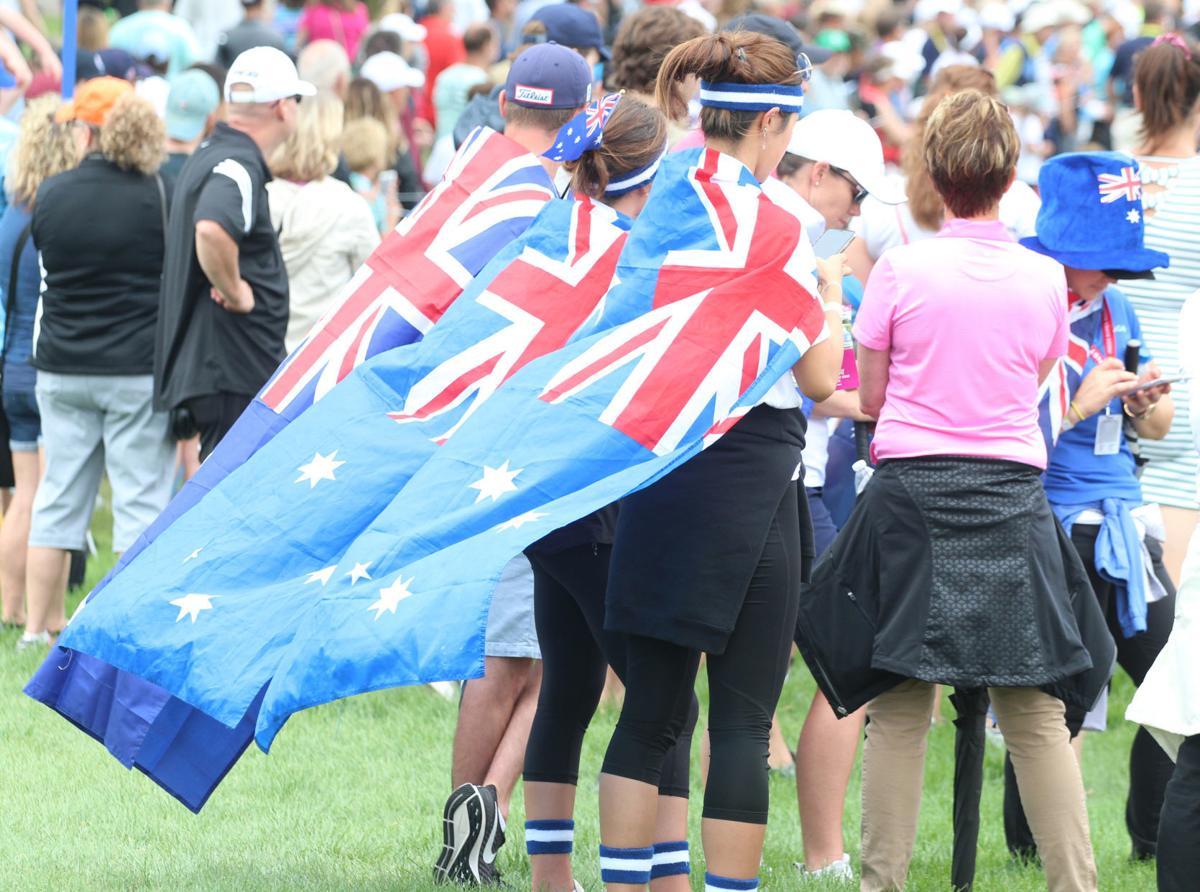 KPMG Day 4 - Team Australia