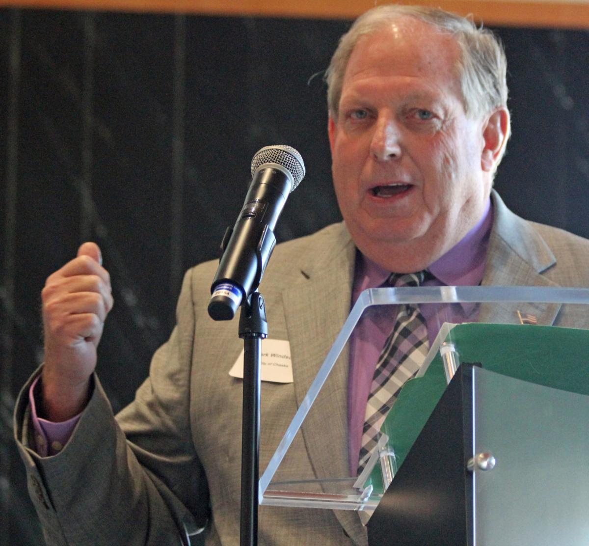 Mayor Mark Windschitl