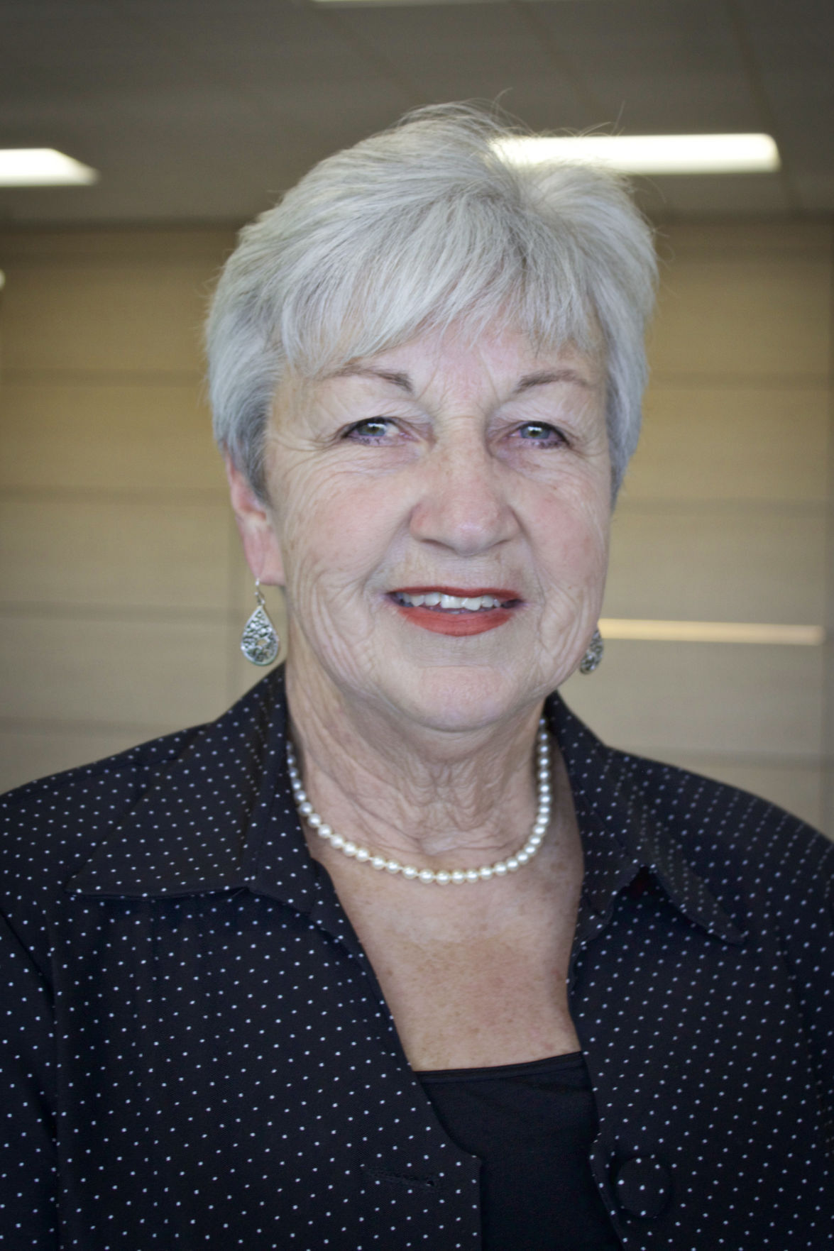 Deb Pauly, Jordan School Board Chair