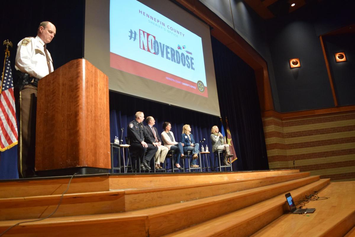 #NOverdose panel talks opioid use | Public Safety ...