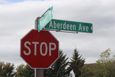 Aberdeen Avenue crossing