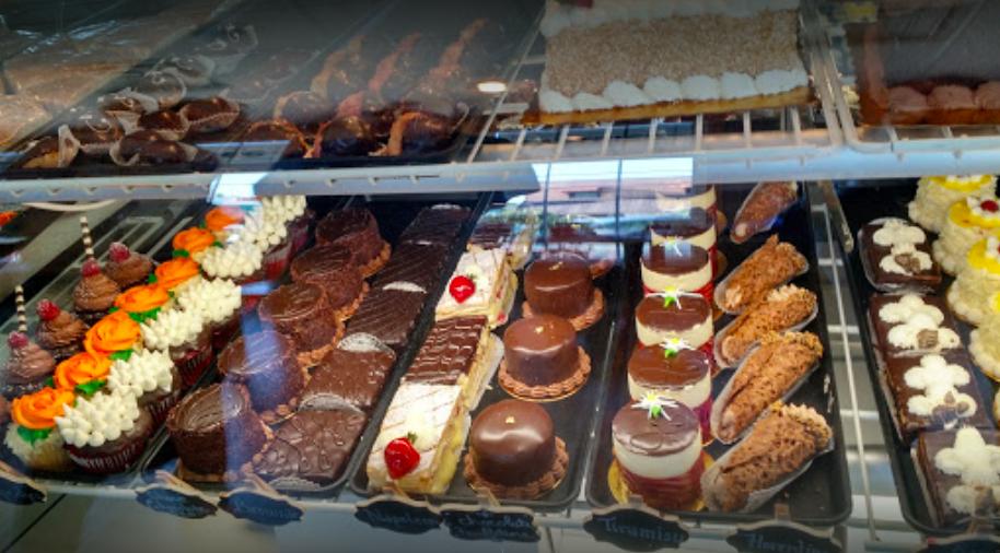 Edelweiss Bakery - baked goods