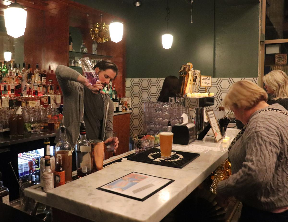 Parkway bartender