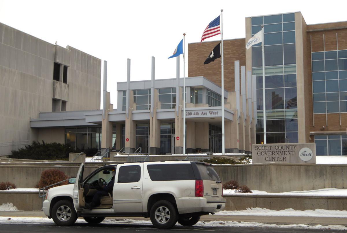 Scott County Government Center