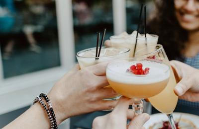 Drinks can be pretty, delicious and alcohol free