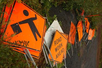 Mndot road construction signs generic (copy) (copy)