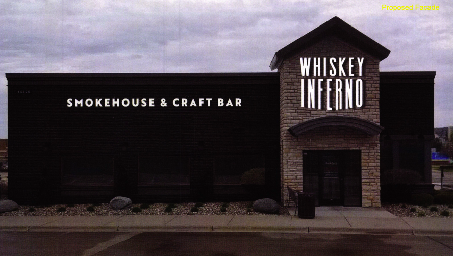 Whiskey Inferno designs