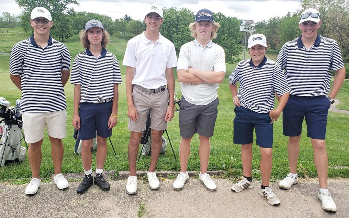 Chan Boys Golf
