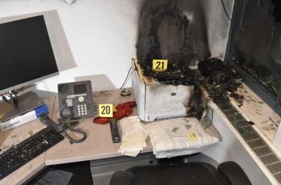 Investigation photo