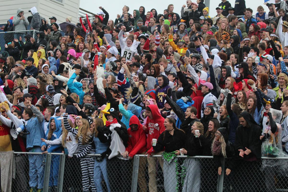 Chan Football - Student Section