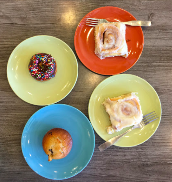 Paragon Bakery - desserts