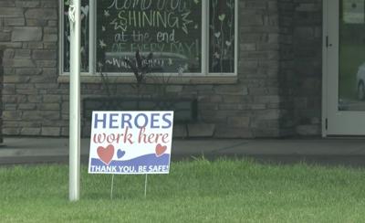 'Heroes Work Here'