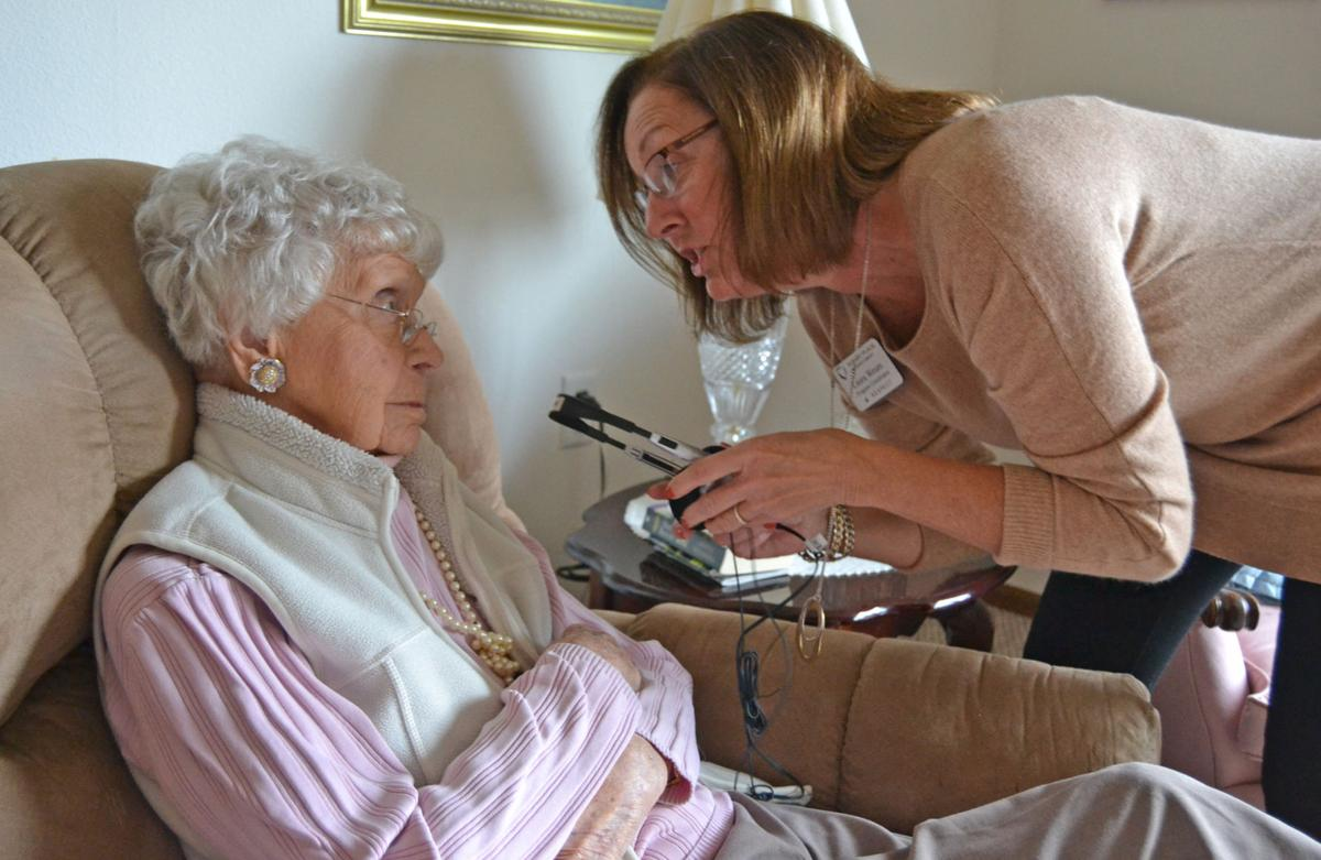 Music & Memory program helps people with Alzheimer's, dementia