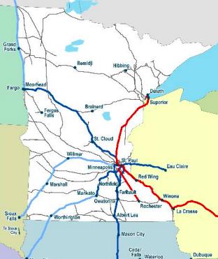 Minnesota State Rail Plan