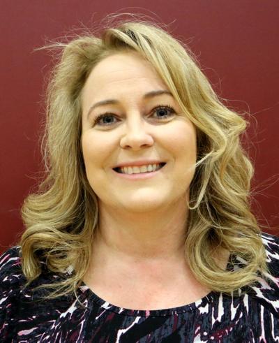 Jordan School Board member Lauren Pedersen
