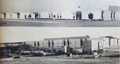 Looking Back: JHS renovations in 1969
