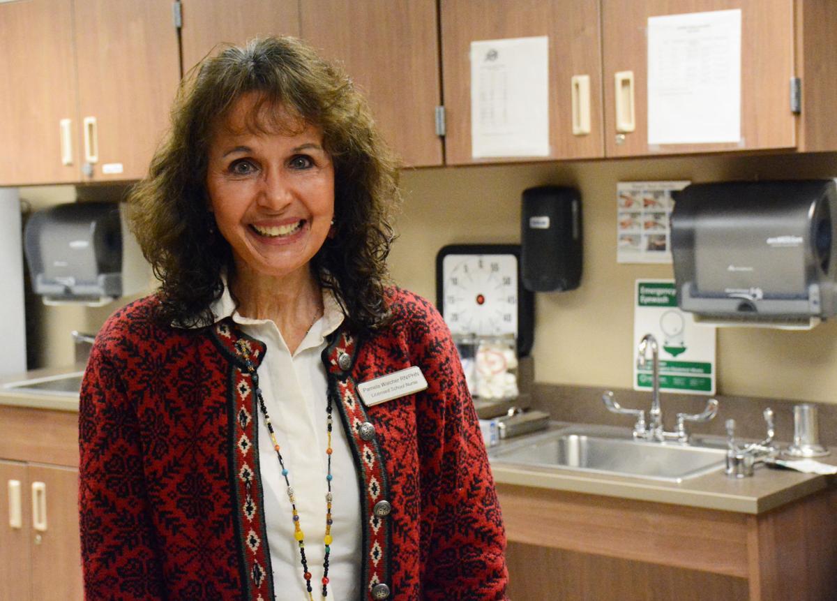 Burnsville High School Nurse Receives Statewide Recognition