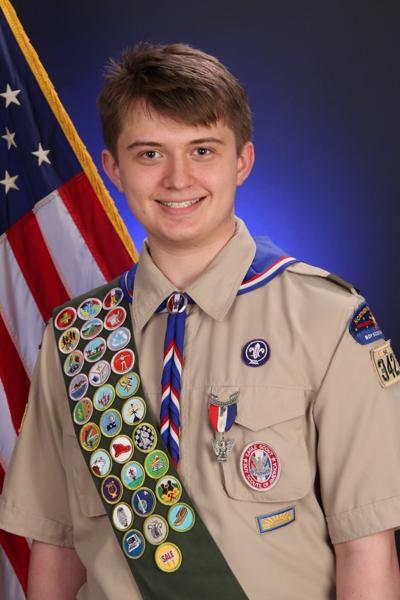 Cade Siverson Eden Prairie  Eagle Scout