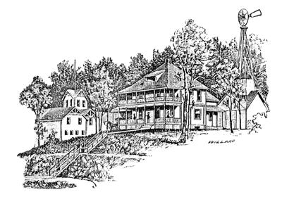 Milnor House