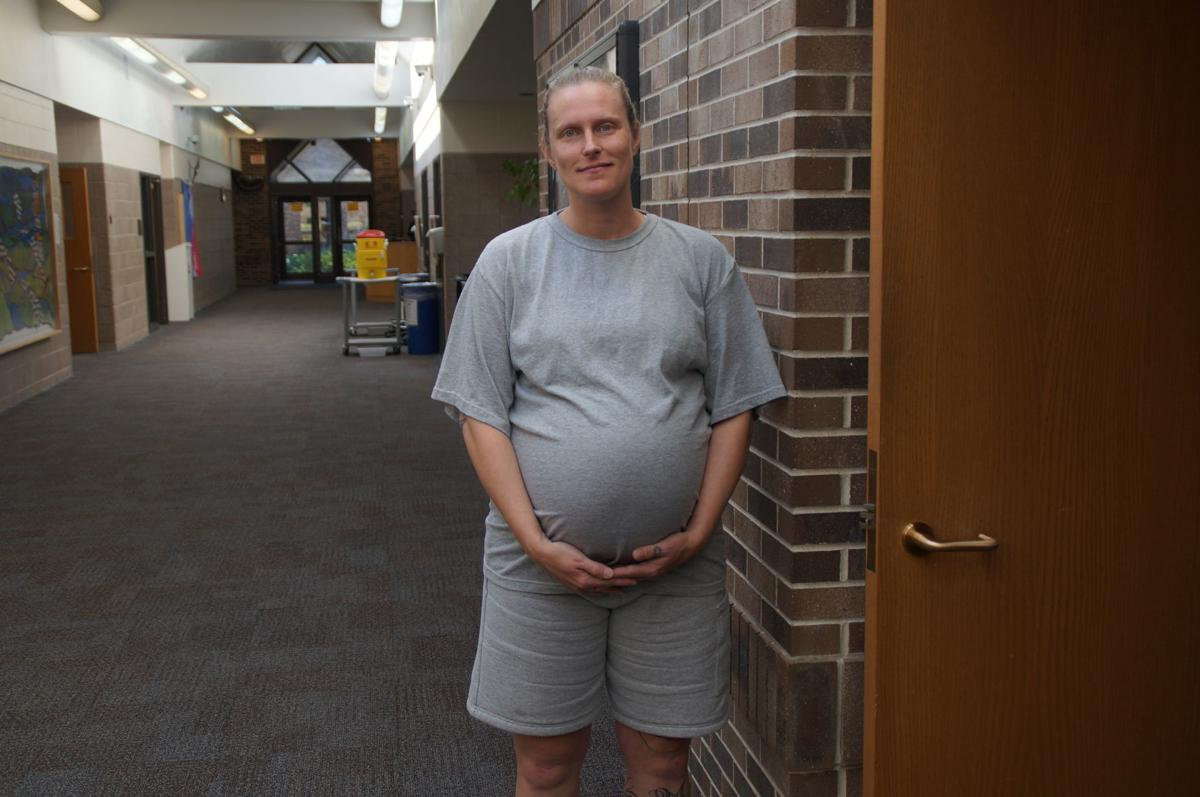 Pregnant in prison: What it's like to give birth while ...