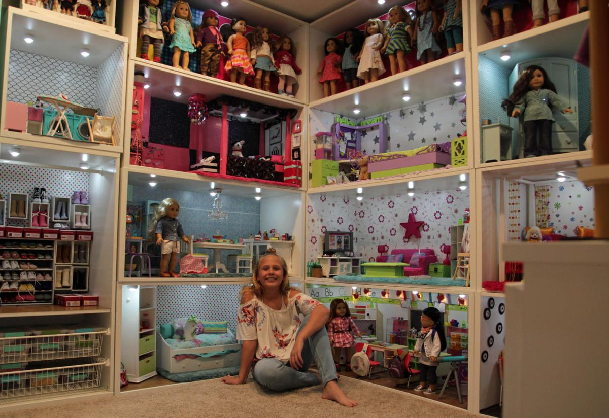 Shakopee woman's home has room for American Girls