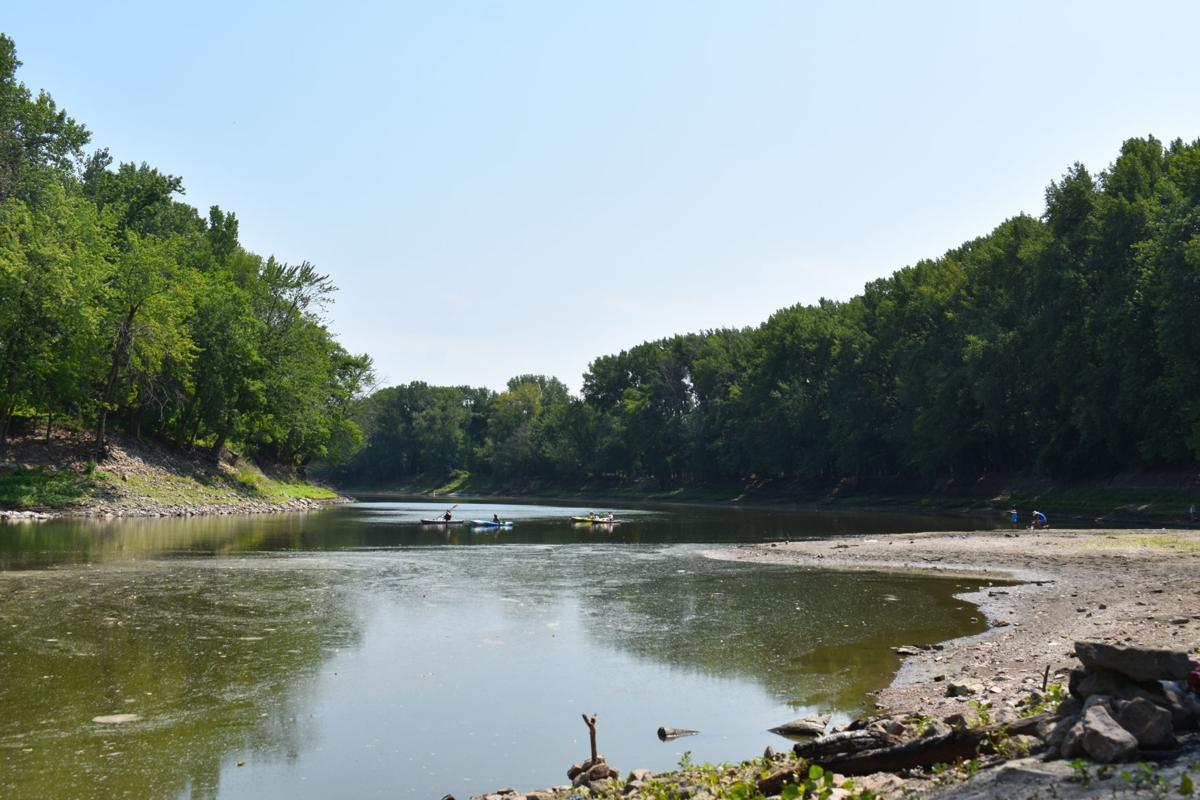 Minnesota River drought
