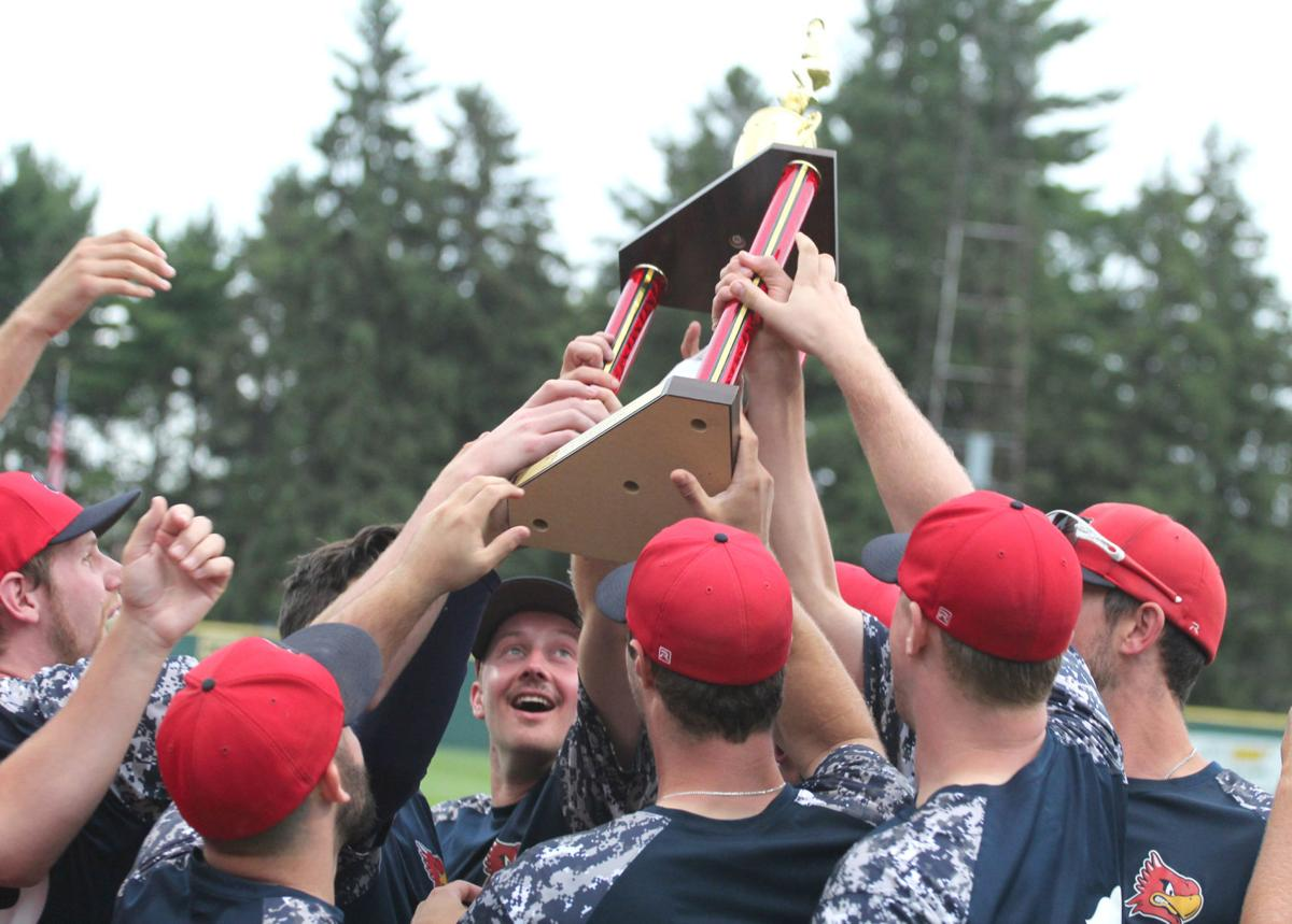 Chan Red Birds - Champions