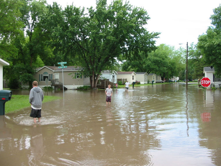 Jordan flooding