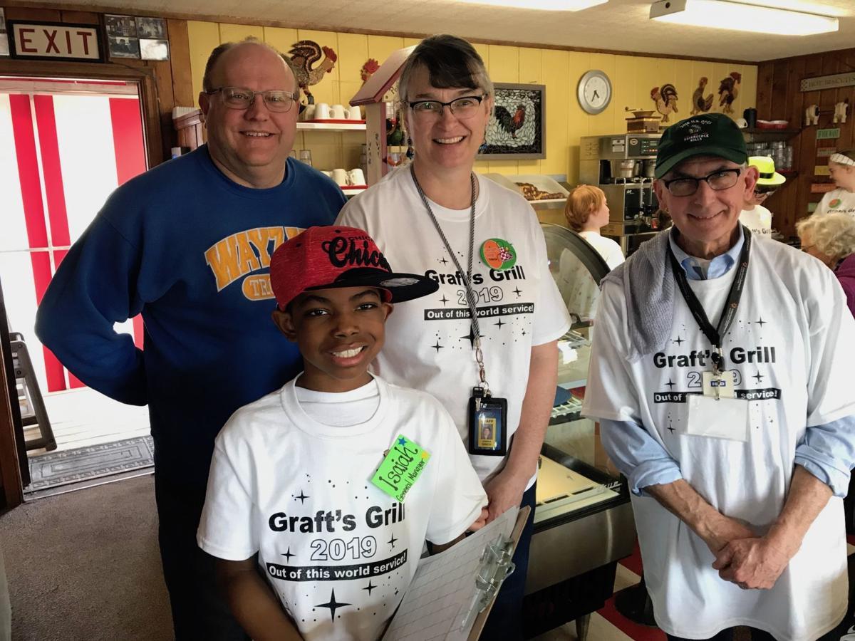 Graft's Grill 1