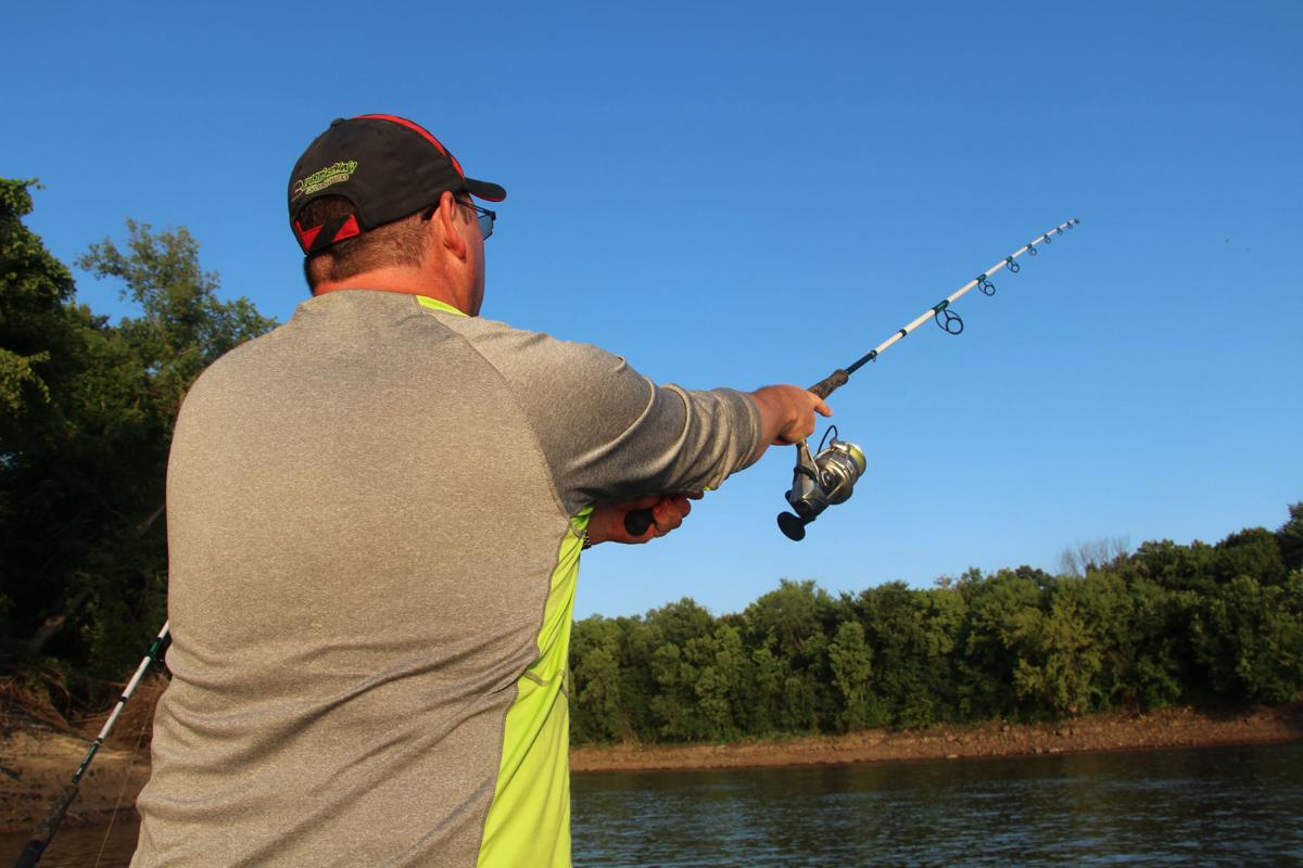 Fishing for catfish 2